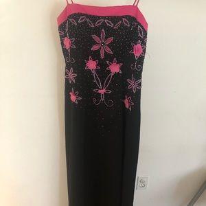 Morgan & Co Long Prom Dress
